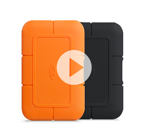 Gamme SSD Rugged